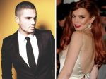 Lindsay Lohan asegura que no dio el primer paso con Max de The Wanted - Noticias de the wanted