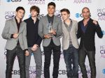 People´s Choice Awards 2013: The Wanted, la revelación del año - Noticias de george sykes