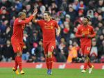 Liverpool venció agónicamente al Tottenham en la Premier League - Noticias de john carew