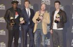 """The Avengers"" y ""Silver Linings Playbook"" triunfan en los MTV Movie Awards - Noticias de the avengers"