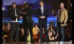 Los Vengadores se impusieron  en los MTV Movie Awards - Noticias de javier bardem