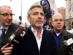 George Clooney continúa rodaje de The monuments men en Alemania - Noticias de hugh bonneville