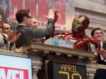 Iron Man abre operaciones en la bolsa de Nueva York - Noticias de tom hiddleston