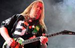 Fallece guitarrista de la banda Slayer - Noticias de jeff hanneman