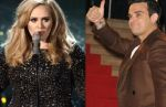 Adele alista dueto con Robbie Williams  - Noticias de arctic monkeys