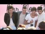 One Direction presentó su nuevo perfume 'Our Moment' en Londres - Noticias de bullying estados unidos