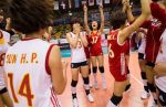 China se coronó campeona del mundial de vóley - Noticias de mundial de voley