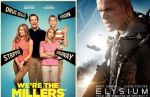 "Futurista ""Elysium"" y la comedia ""We're the Millers"" lideran taquilla en EEUU - Noticias de jennifer aniston"