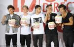 One Direction presentó su película 'This is us' - Noticias de morgan spurlock