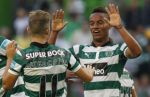 El Sporting Lisboa goleó al Academica con tanto de André Carrillo (VIDEO) - Noticias de andre carrillo
