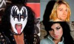 Gene Simmons en contra de Kurt Cobain y Amy Winehouse - Noticias de aerosmith