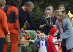Barack Obama celebró Halloween en la Casa Blanca - Noticias de michelle obama
