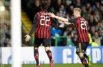 AC Milan goleó al Celtic y sigue con vida en la Champions League - Noticias de celtic