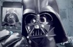 Lanzan Instagram de 'Star Wars' con selfie de 'Darth Vader' - Noticias de star wars