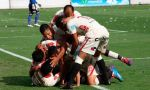 Play Off Universitario vs. Real Garcilaso: cremas terminaron sangrando tras celebración - Noticias de john galliquio