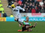 Manchester United remontó al Hull City de la mano de Wayne Rooney - Noticias de david meyler
