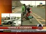 Dos skaters sufren terrible accidente en la Costa Verde - Noticias de romario