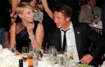 Sean Penn confirmó romance con Charlize Theron - Noticias de jeff koons