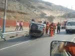Arequipa: 18 accidentes fatales se reportan en lo que va del año - Noticias de accidente de carretera