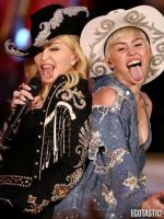 El provocativo show de Miley Cyrus y Madonna en el MTV 'Unplugged' - Noticias de miley cyrus