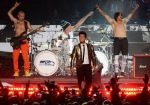 Super Bowl: La inolvidable y espectacular presentación de Bruno Mars y Red Hot Chili Peppers - Noticias de bruno mars
