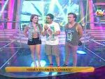 Combate: Yiddá Eslava y Julián Zucchi regresaron al reality - Noticias de diana sanchez