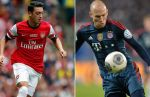 EN VIVO: Arsenal empata 0-0 con el Bayern Munich por la Champions League - Noticias de fc arsenal