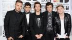 One Direction alborotó la alfombra roja de los Brit Awards 2014 - Noticias de harry styles