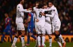 Manchester United rompe mala racha y vence a Crystal Palace - Noticias de everton