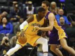 NBA: Paul George y los Pacers vencen a los Lakers agudizando su crisis - Noticias de indian pacers