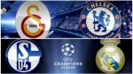 EN VIVO: Schalke vs. Real Madrid - Galatasaray vs. Chelsea - Noticias de estadio real madrid