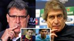 Barcelona vs. Manchester City: estas son las alineaciones de Martino y Pellegrini - Noticias de tata martino
