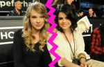 Taylor Swift se enfrenta a Selena Gómez - Noticias de taylor swift