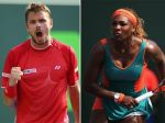Stanislas Wawrinka y Serena Williams avanzan en el Abierto de Miami - Noticias de indian wells