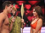 ´Combate´: Stephanie y Hugo ¿enamorados? - Noticias de stephanie valenzuela