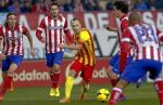 Champions League: Atlético Madrid vence 1 a 0 al Barcelona - Noticias de david villa