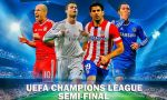 Champions League: programación de los partidos por semifinales - Noticias de final de champions league real madrid vs atletico de madrid