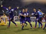 Copa Libertadores: Defensor supera a The Strongest por penales y avanza - Noticias de jair reinoso