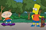 Homer Simpson y Peter Griffin se juntan en Springfield - Noticias de los simpsons