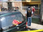 Chimbote: capturan a presunto ´Pateco´ con granada de guerra - Noticias de ronald custodio