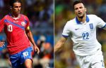 Costa Rica vs. Grecia: Mira el partido en vivo por Tuteve.tv y ATV - Noticias de grupo atv