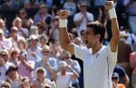 Novak Djokovic jugará la final de Wimbledon el domingo - Noticias de andy murray