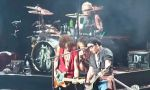 Johnny Depp se unió a Aerosmith en el escenario (VIDEO) - Noticias de brad whitford