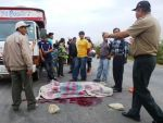 Chiclayo: veterinario muere arrollado en Carretera de Penetración - Noticias de accidentes de tránsito