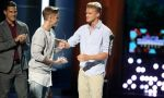 Young Hollywood Awards 2014: estos son los ganadores - Noticias de james garfield