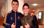 Cinco diferencias y parecidos entre James Rodríguez y Cristiano Ronaldo - Noticias de james rodríguez