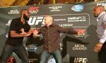 UFC: Jon Jones se agarró a golpes con Daniel Cormier en evento promocional (VIDEO) - Noticias de baby hope