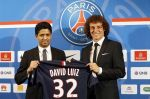 stdClass Object ( [uid] => 0 [hostname] => 10.85.147.61 [roles] => Array ( [0] => anonymous ) [session] => [cache] => 0 ) David Luiz fue presentado de manera oficial en el PSG - Noticias de david luiz