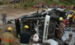Carretera Central: 18 personas fallecen en accidente - Noticias de accidente de bus