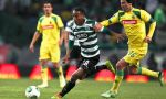 André Carrillo anotó gol en empate del Sporting de Lisboa y el Académica (VIDEO) - Noticias de andre carrillo